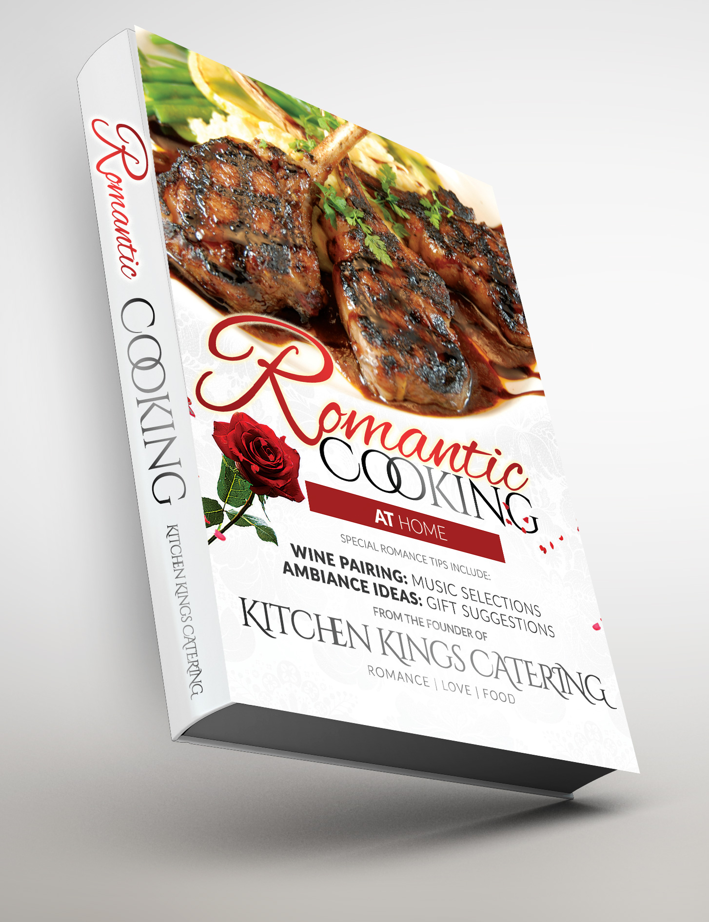 Romantic Cooking Book – The Kitchen Kings